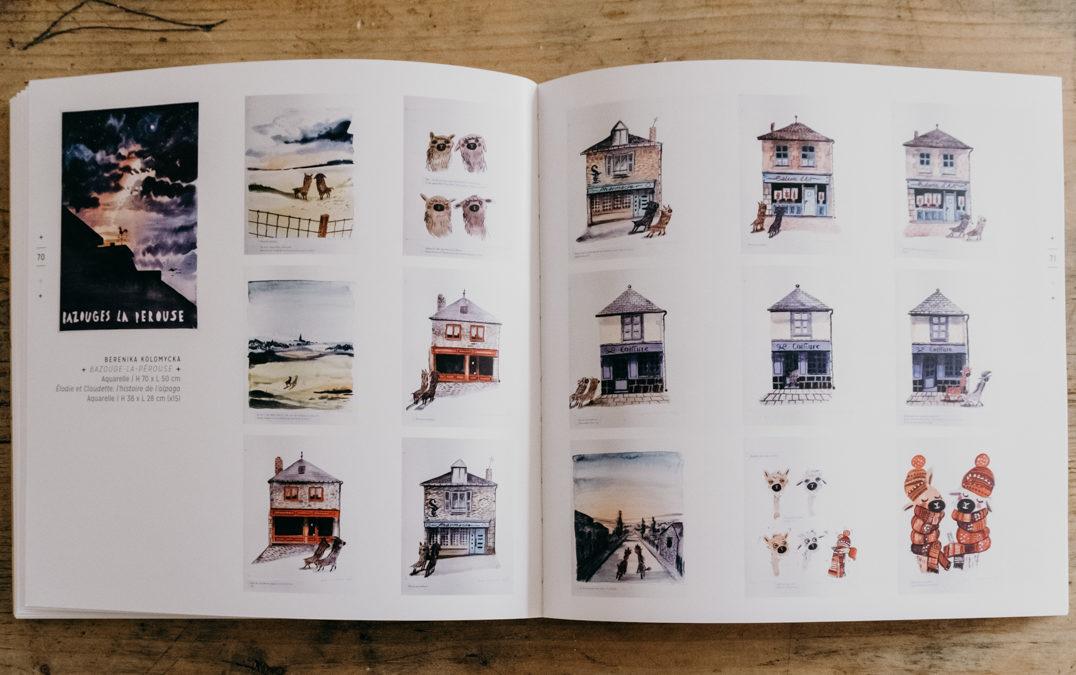 photos d'œuvres d'art pour la réalisation d'un catalogue d'exposition