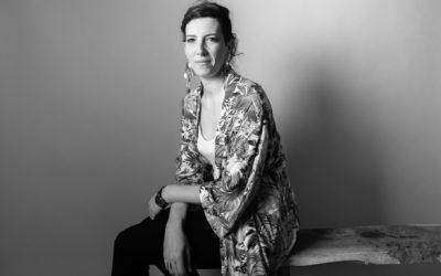 Portrait pour l'architecte Charlotte Piel, Lezeko
